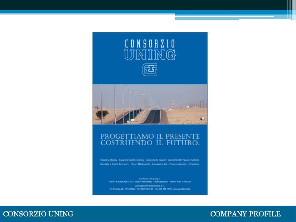 CONSORZIO UNING COMPANY PROFILE