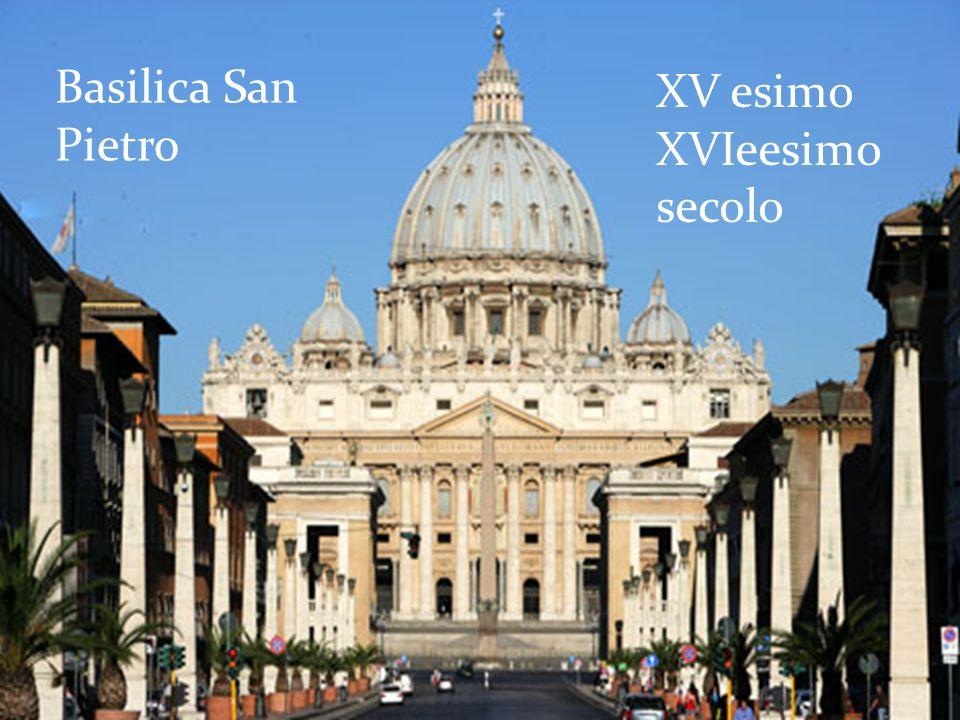 É ledificio religioso più importante del cattolicesimo..