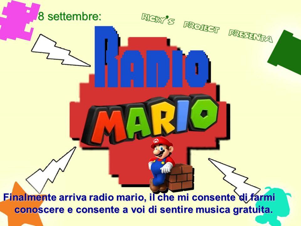 5 luglio: Anteprime da Milano Vengono scritte mini-recensioni su alcuni giochi dellE3: Super Mario, Luigis Mansion 2, Mario Kart, Rhythm Paradise…