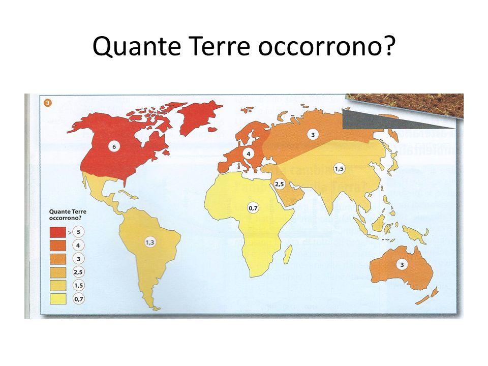 Quante Terre occorrono?