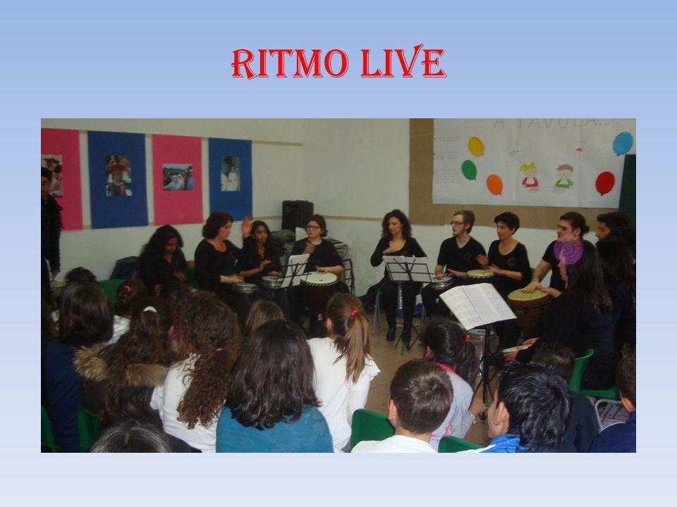 RITMO LIVE