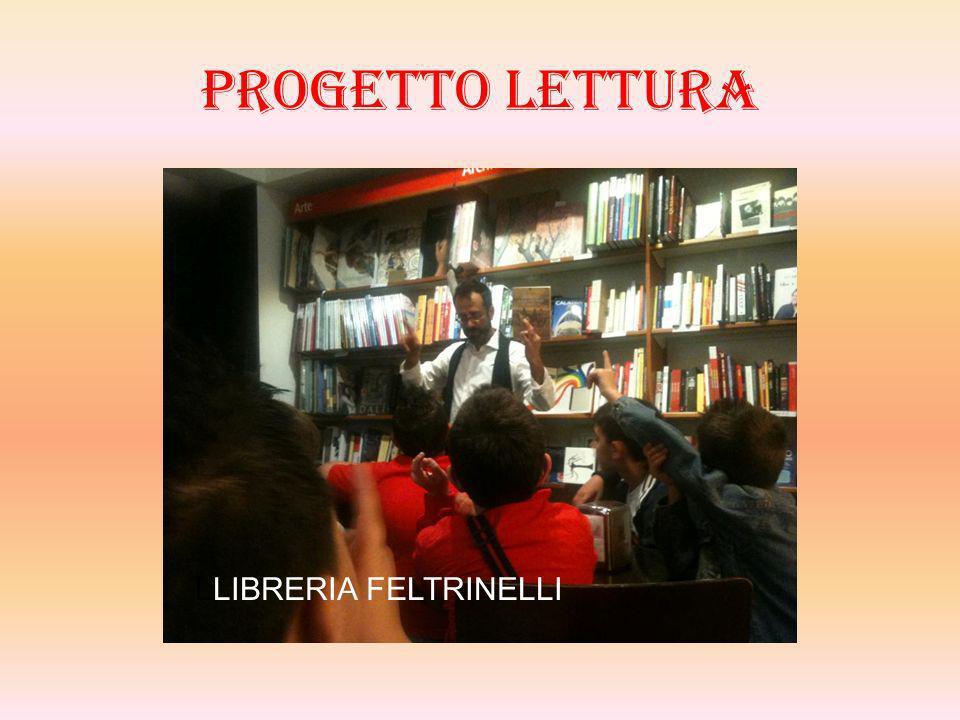 PROGETTO LETTURA LLIBRERIA FELTRINELLI