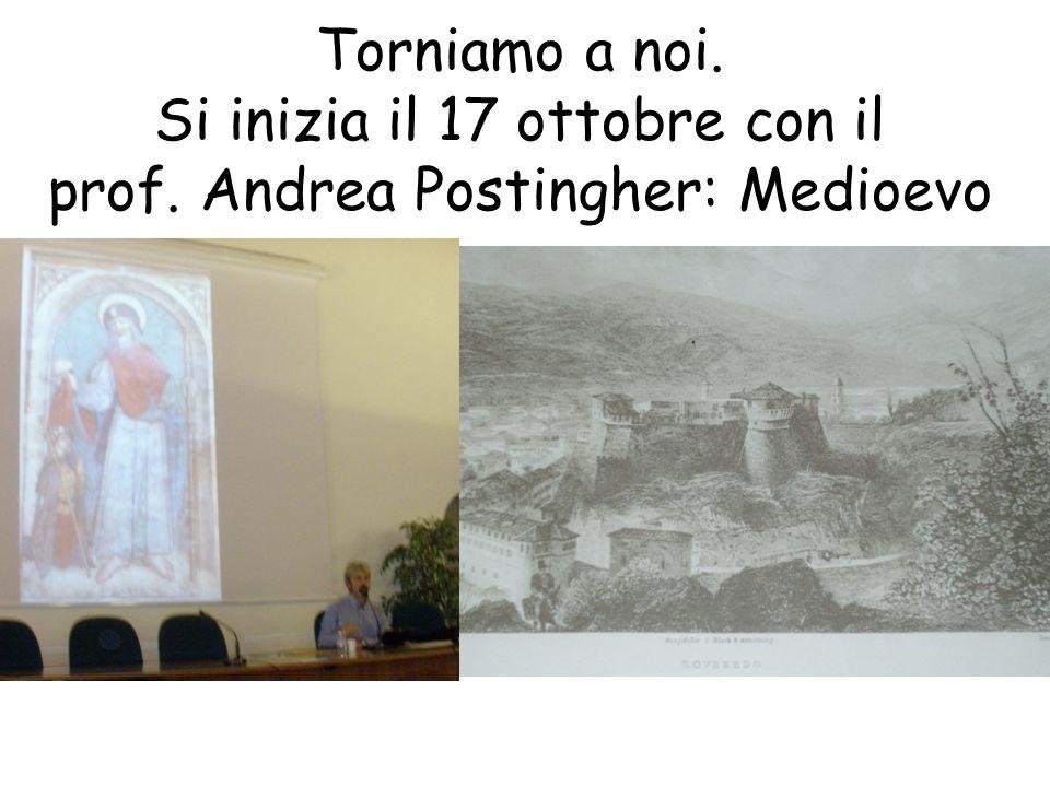 LEuropa in casa: Prof. Giuseppe Meneghelli