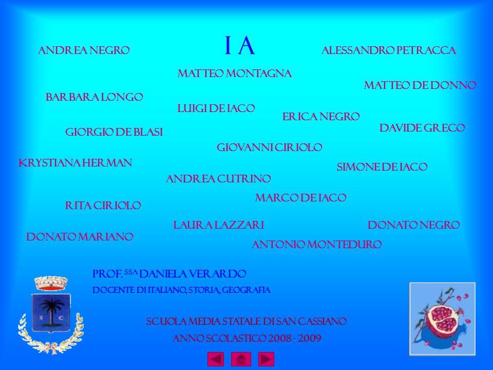 Il mondo può cambiare Non abbiate paura di avere il Coraggio Papa Giovanni Paolo II Scuola Media Statale di San Cassiano Anno Scolastico 2008 - 2009 I - II - III A