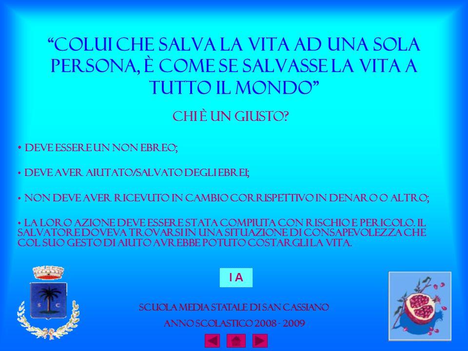 Scuola Media Statale di San Cassiano Anno Scolastico 2008 - 2009 I - II - III A La realta raccontata in tv
