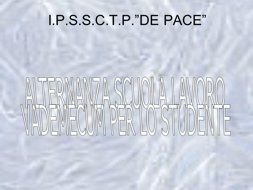 I.P.S.S.C.T.P.DE PACE