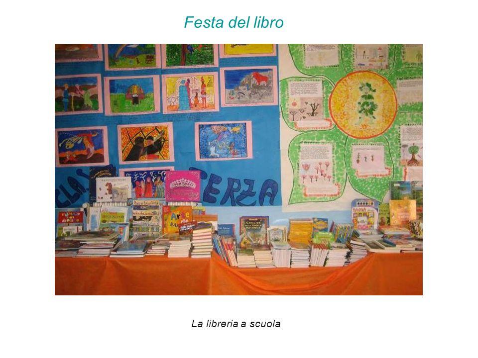La libreria a scuola