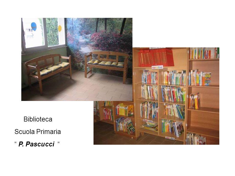 Biblioteca Scuola Primaria P. Pascucci