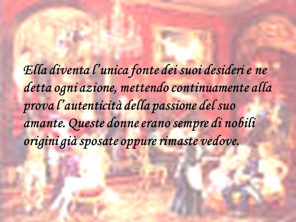 Il potere delle donne poteva discendere dalla loro ricchezza o santità, ma anche dalla loro bellezza e dalle passioni che esse erano in grado di generare negli uomini, come appunto le cortigiane.