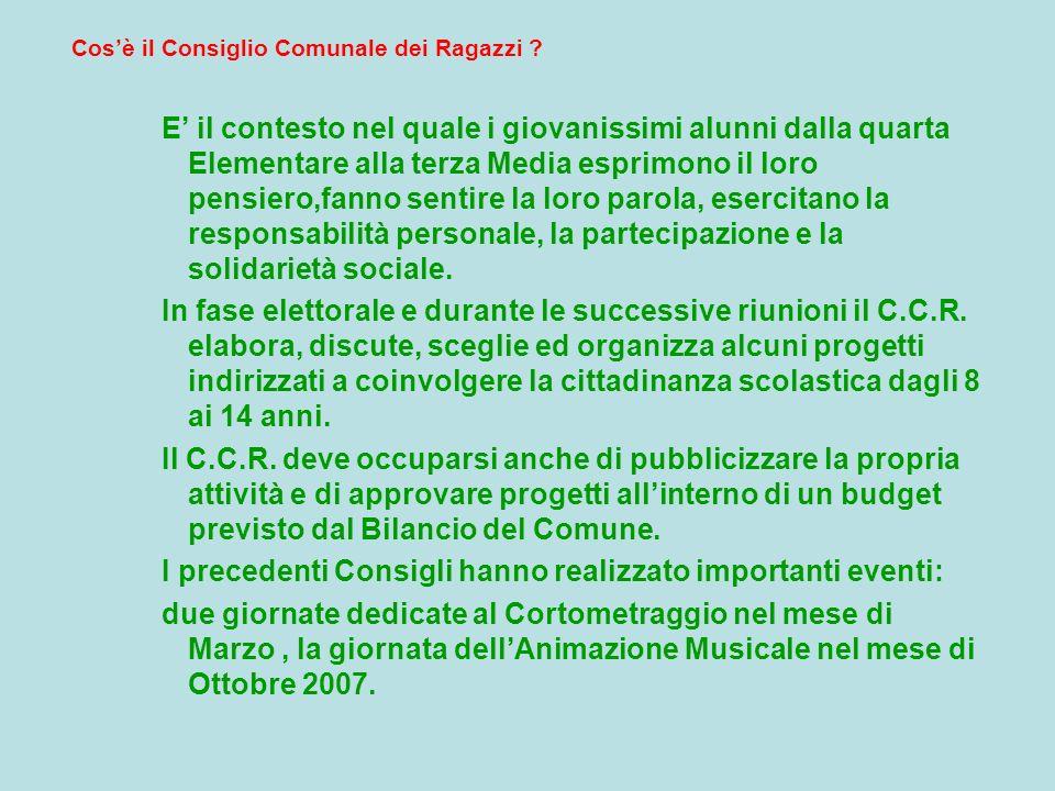 ASSESSORE ALLO SPORT E CONSIGLIERI: Emanuele Giuglietti, Desy Grigolon, Federico Cecchinato, Aurora Cannella.