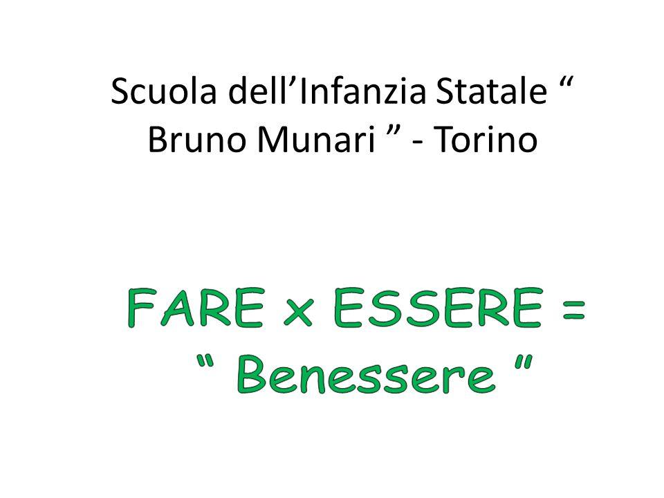 Scuola dellInfanzia Statale Bruno Munari - Torino
