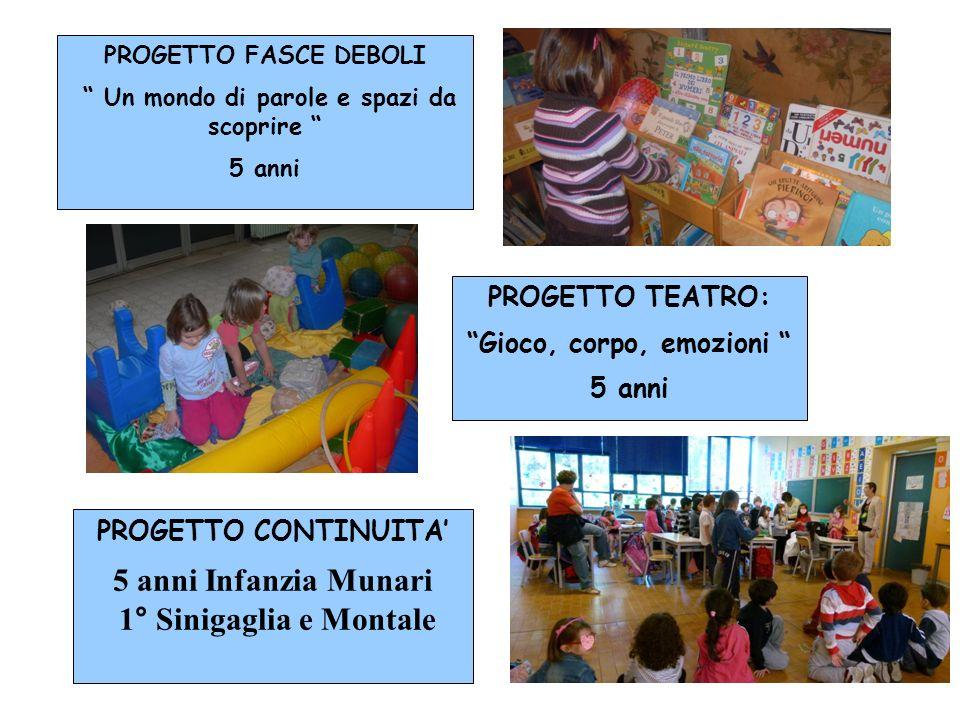 La vita e le attività dei Vigili del Fuoco di Torino 5 anni Educazione Stradale in collaborazione con la Polizia Municipale di Torino 5 anni