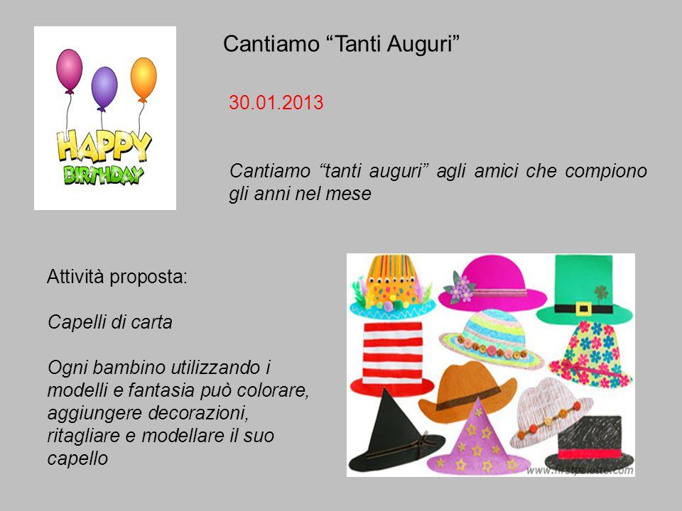 Racconto e attività Film e attività Carnevale Tanti Auguri Art & Craft Largilla