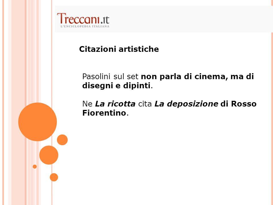 Rosso Fiorentino, La deposizione, 1521
