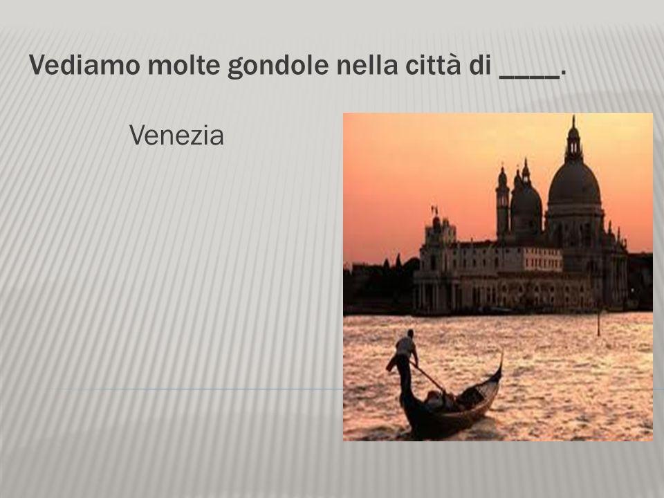 Il famoso balcone di Giulietta si trova a _____. Verona