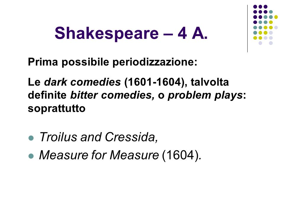 Shakespeare – 4B.