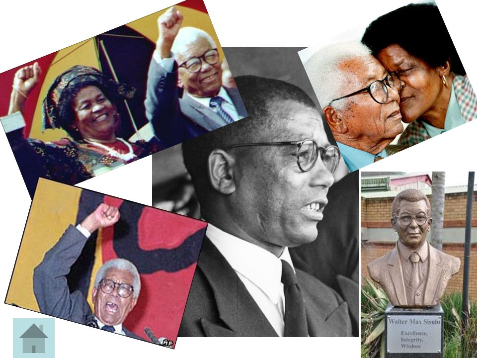 Oliver Tambo Tambo nacque a Mbizana, nel Mpondoland, oggi provincia di Eastern Cape, Sudafrica.
