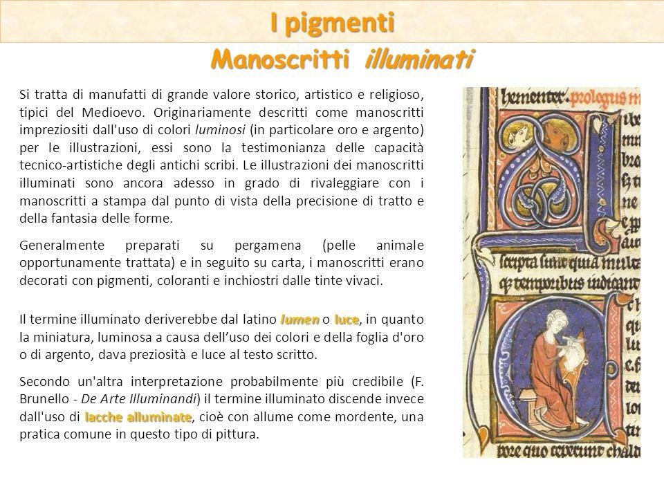 Si tratta di manufatti di grande valore storico, artistico e religioso, tipici del Medioevo. Originariamente descritti come manoscritti impreziositi d