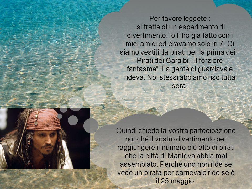 Mandate questa email a tutti coloro che abitano nella provincia di Mantova e non solo.