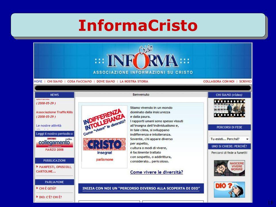 18 InformaCristo