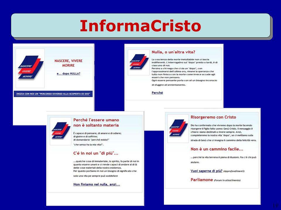 19 InformaCristo