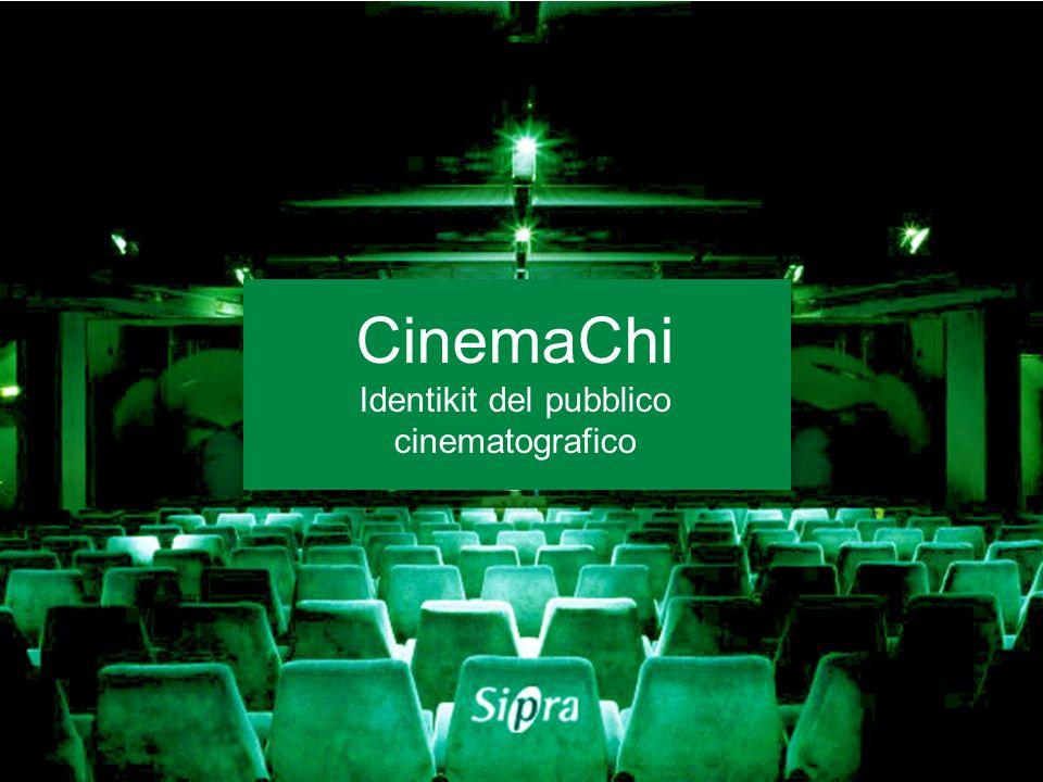 CinemaChi Identikit del pubblico cinematografico