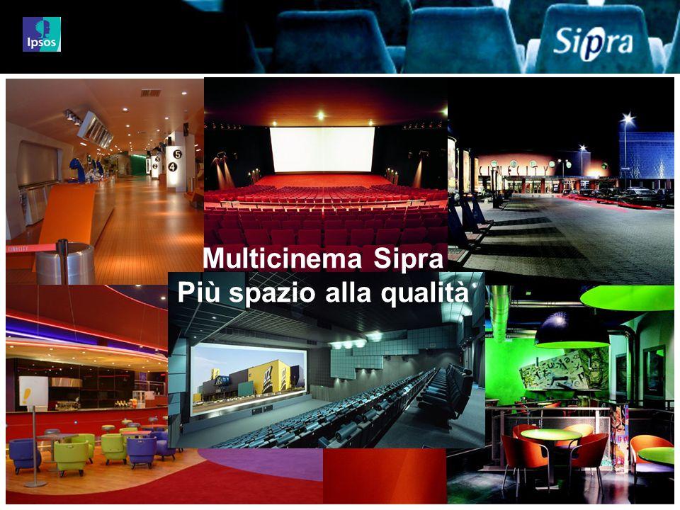 42 Job 4480-4499iz01 Nota metodologica Multicinema Sipra Più spazio alla qualità