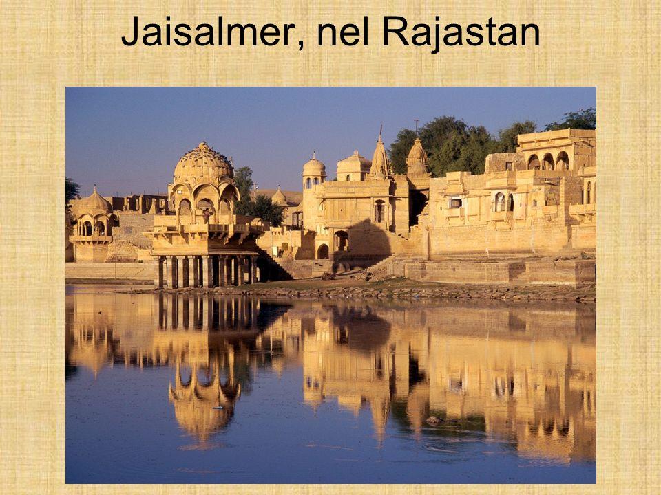 Jaisalmer, nel Rajastan