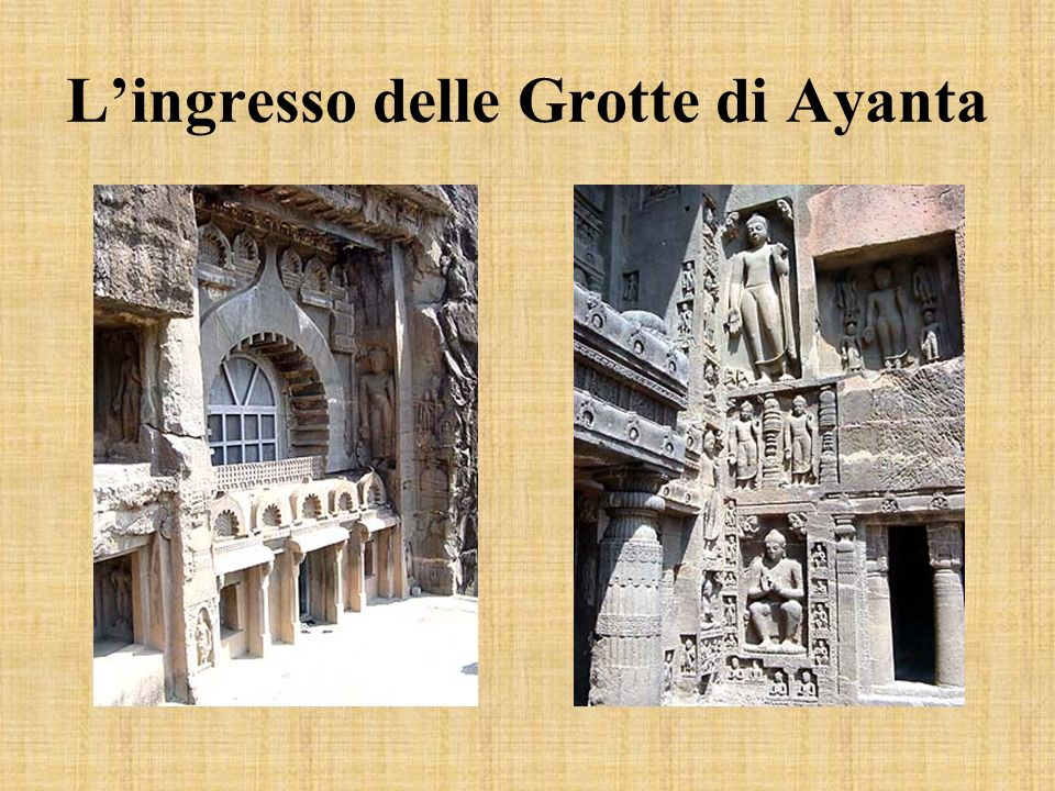 Lingresso delle Grotte di Ayanta