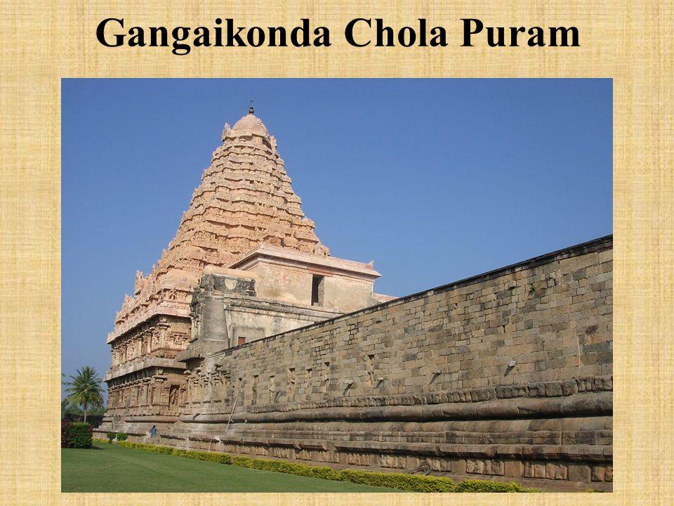 Gangaikonda Chola Puram