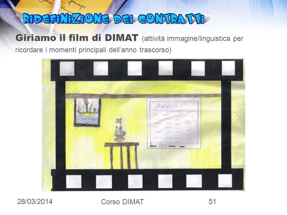 28/03/2014 Corso DIMAT 50