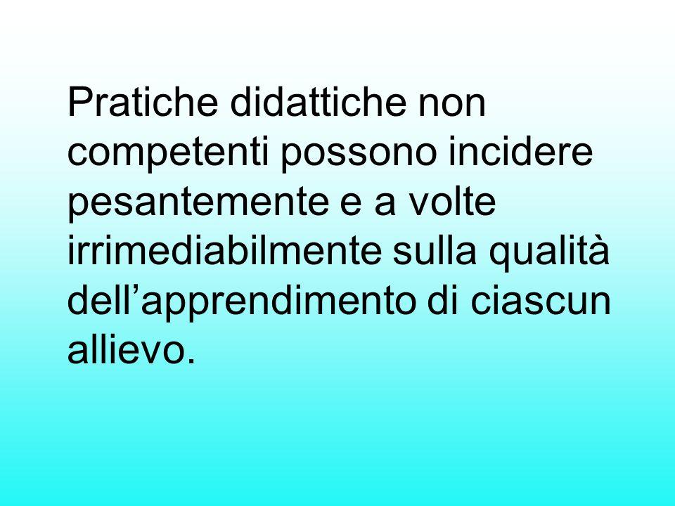 La discalculia (3) Prima di sospettare una discalculia bisogna escludere tutti gli altri fattori legati soprattutto ad errori nella didattica della matematica.