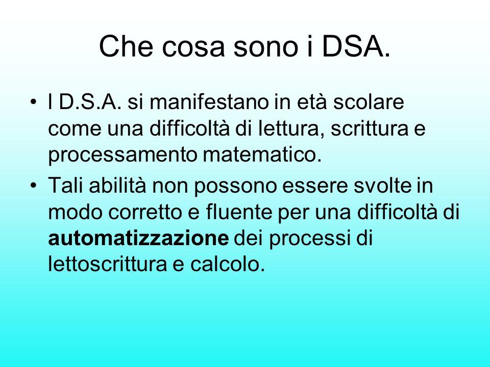 Il Quadro Normativo (1) C.M.