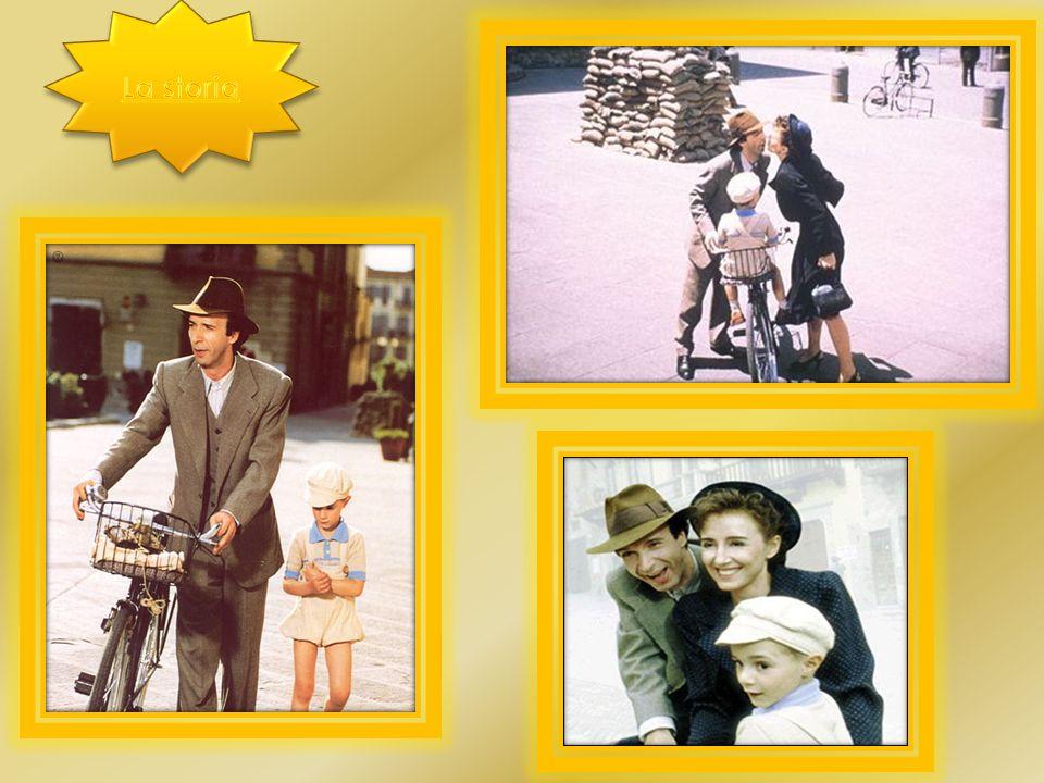 La Vita è Bella è un film del 1997 diretto e interpretato da Roberto Benigni. Il film narra la storia di una famiglia rinchiusa nei campi di concentra