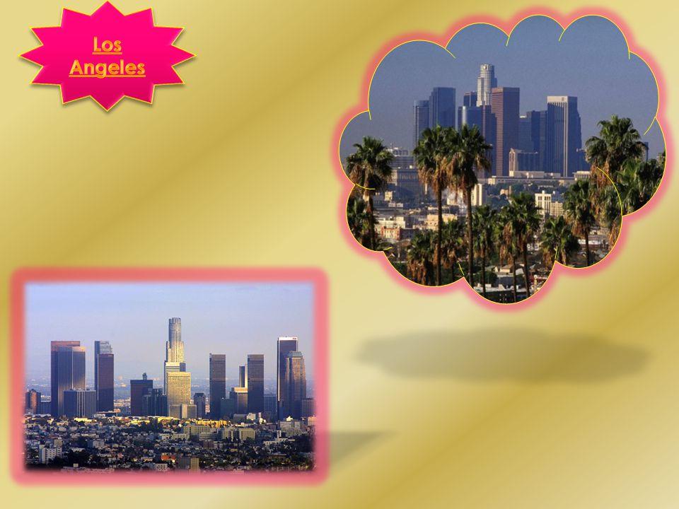 Los Angeles è unimportante città della California, la più grande di questo Stato e la seconda di tutti gli Stati Uniti dAmerica. Insieme a New York e