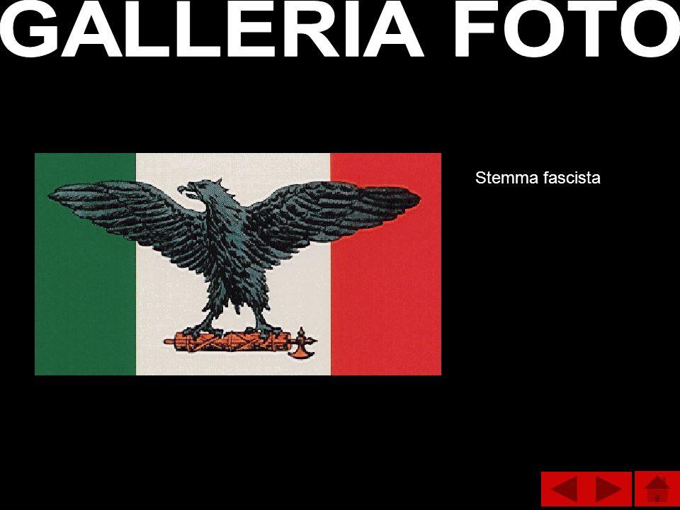 Stemma fascista