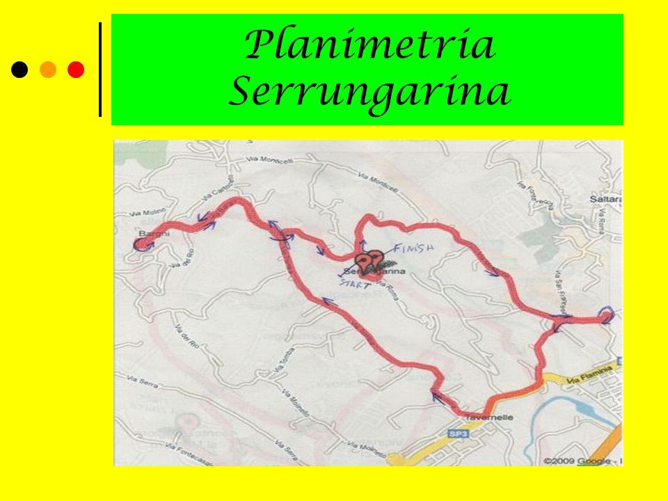 Planimetria Serrungarina