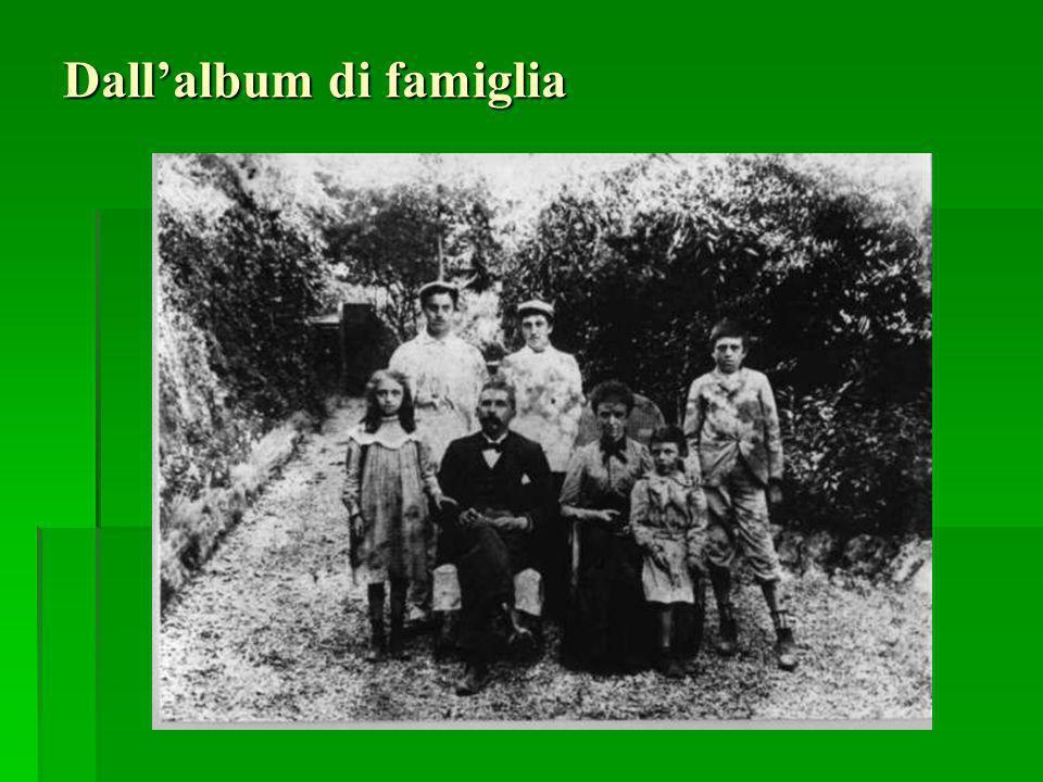 Dallalbum di famiglia