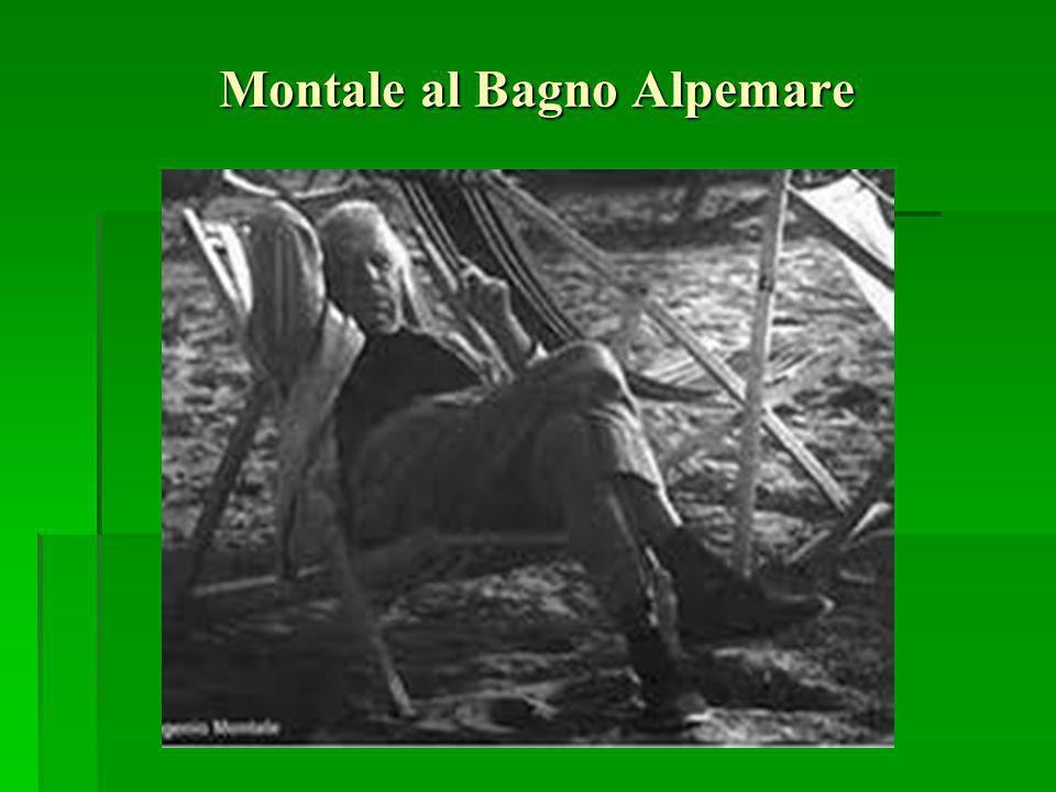 Montale al Bagno Alpemare