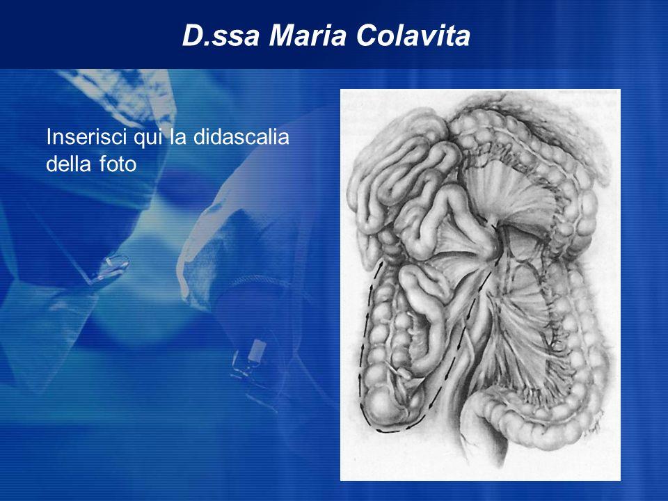 D.ssa Maria Colavita