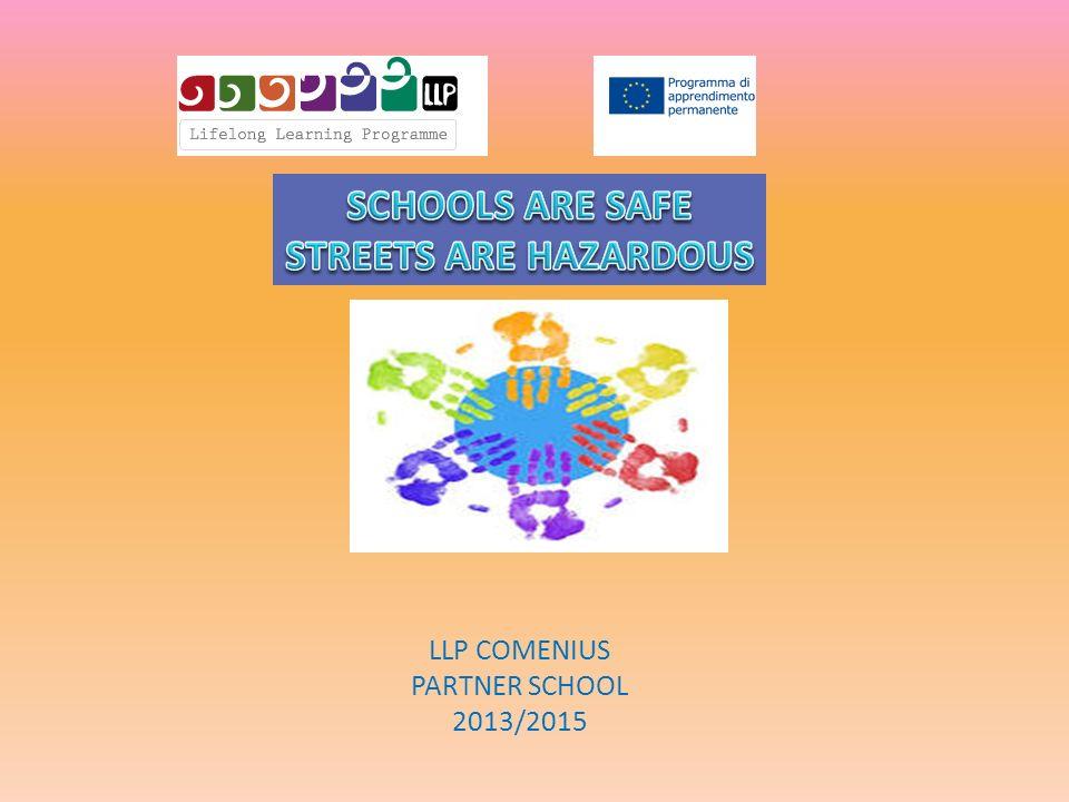 LLP COMENIUS PARTNER SCHOOL 2013/2015