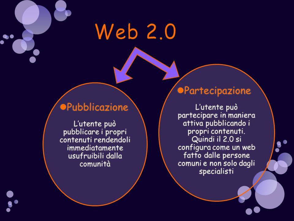 Alcuni Web 2.0