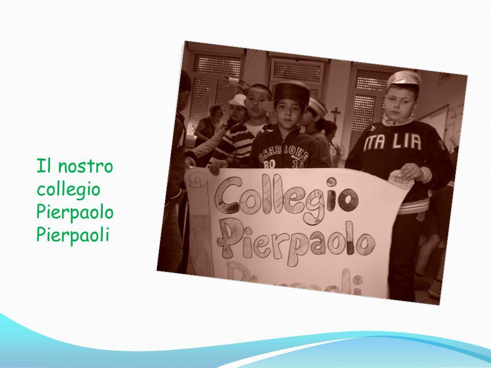 Il nostro collegio Pierpaolo Pierpaoli