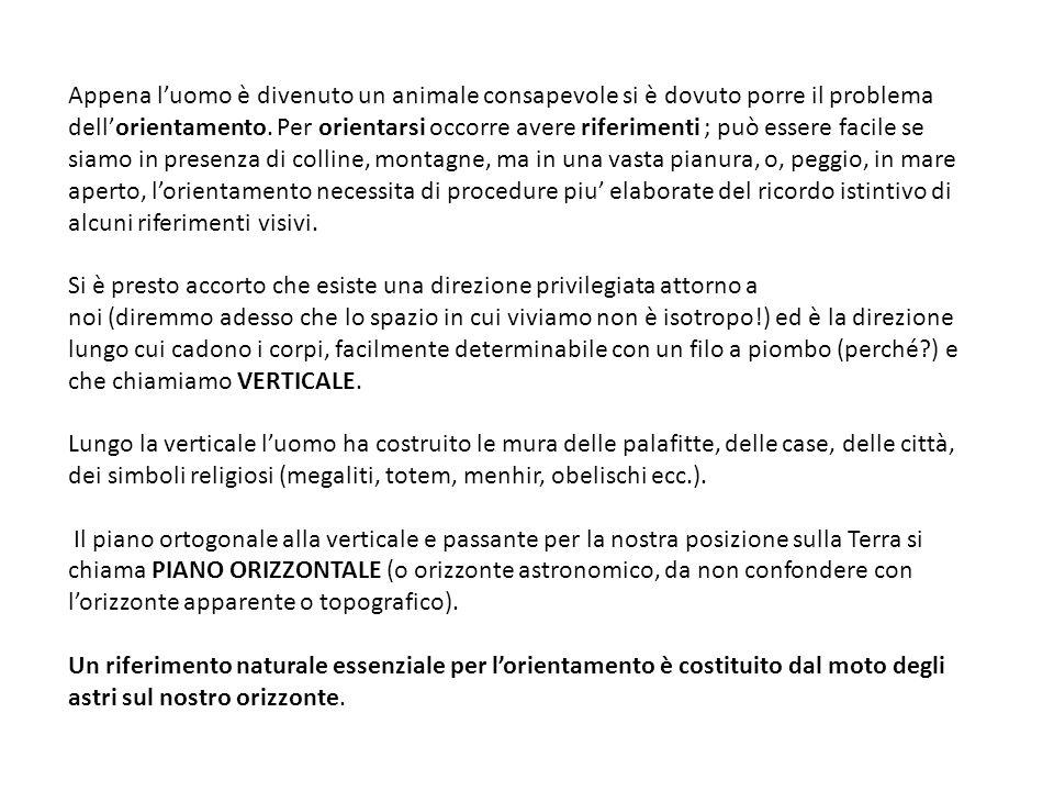 Un bellissimo esempio di scala ticonica si trova nella cappella della Croce del Duomo di Firenze, costruito per misurare la posizione del Sole al solstizio destate utilizzando Il Duomo come gnomone solstiziale.