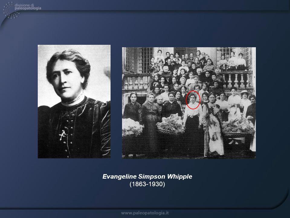 Evangeline Simpson Whipple (1863-1930)