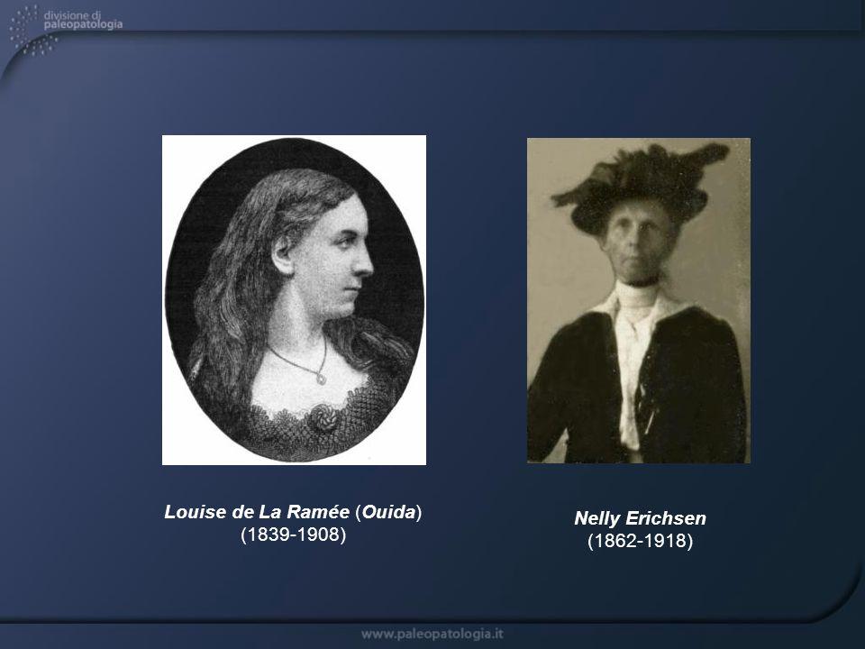 Louise de La Ramée (Ouida) (1839-1908) Nelly Erichsen (1862-1918)