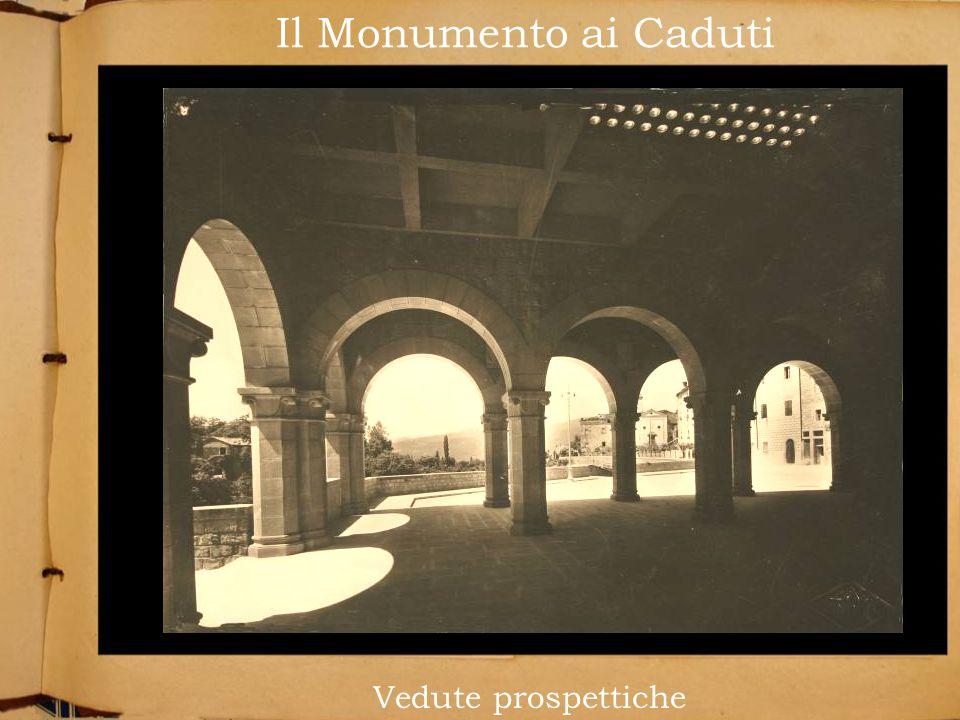 Il Monumento ai Caduti Vedute prospettiche