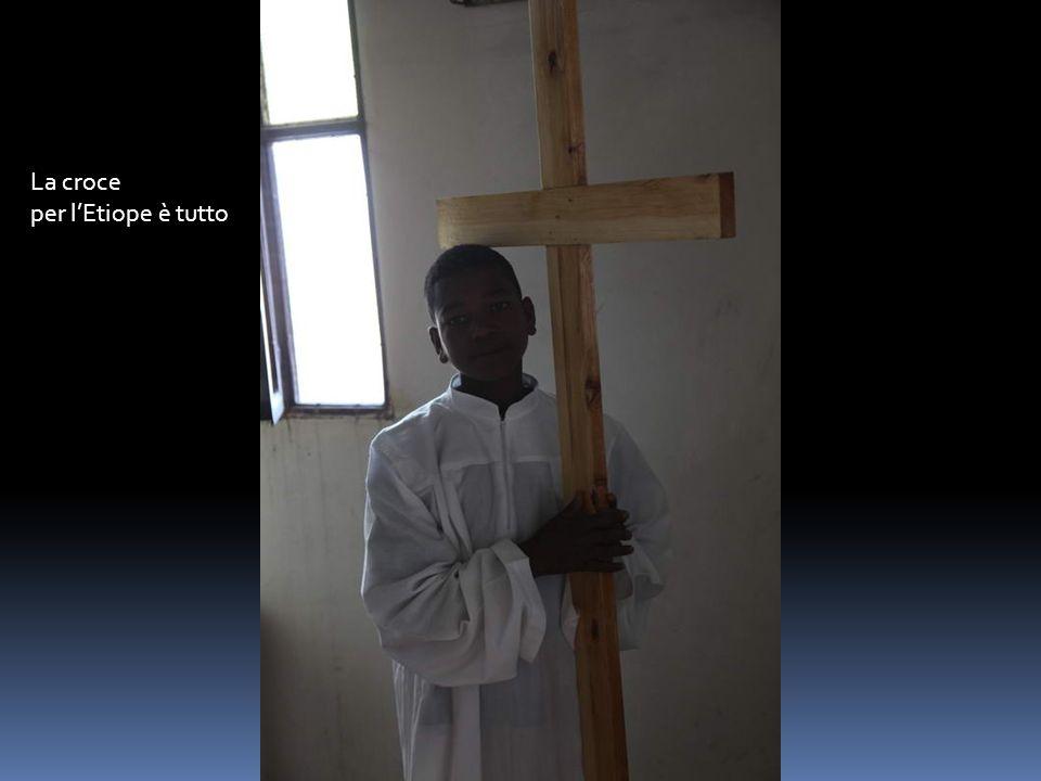 La croce per lEtiope è tutto
