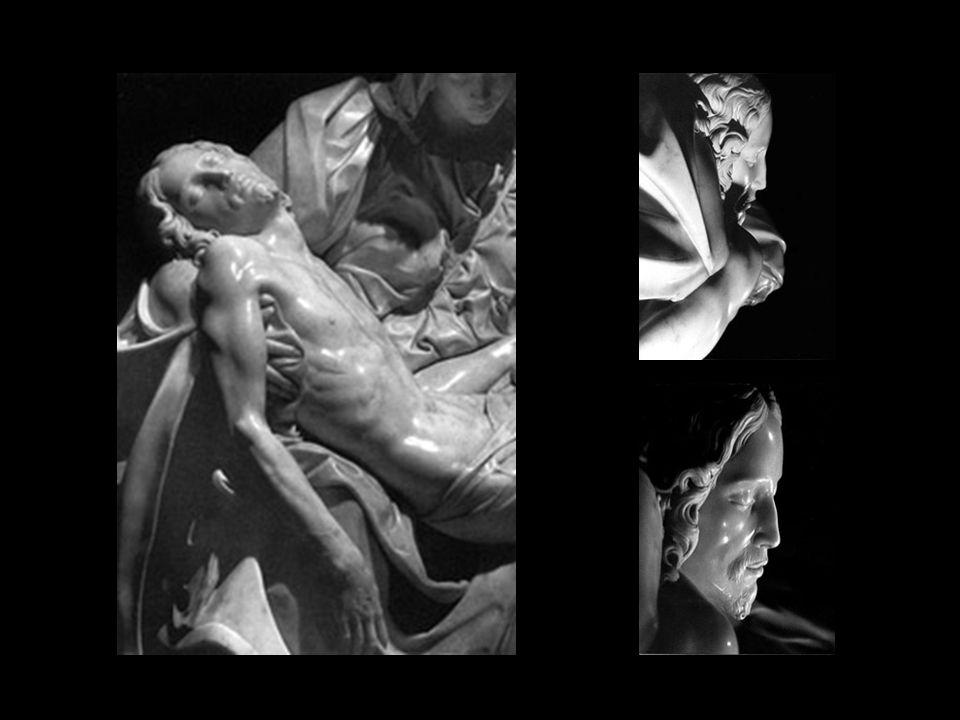 Quando chiesero a Michelangelo perchè scolpì il volto della Vergine Maria così giovane rispose: le persone innamorate di Dio non invecchiano mai