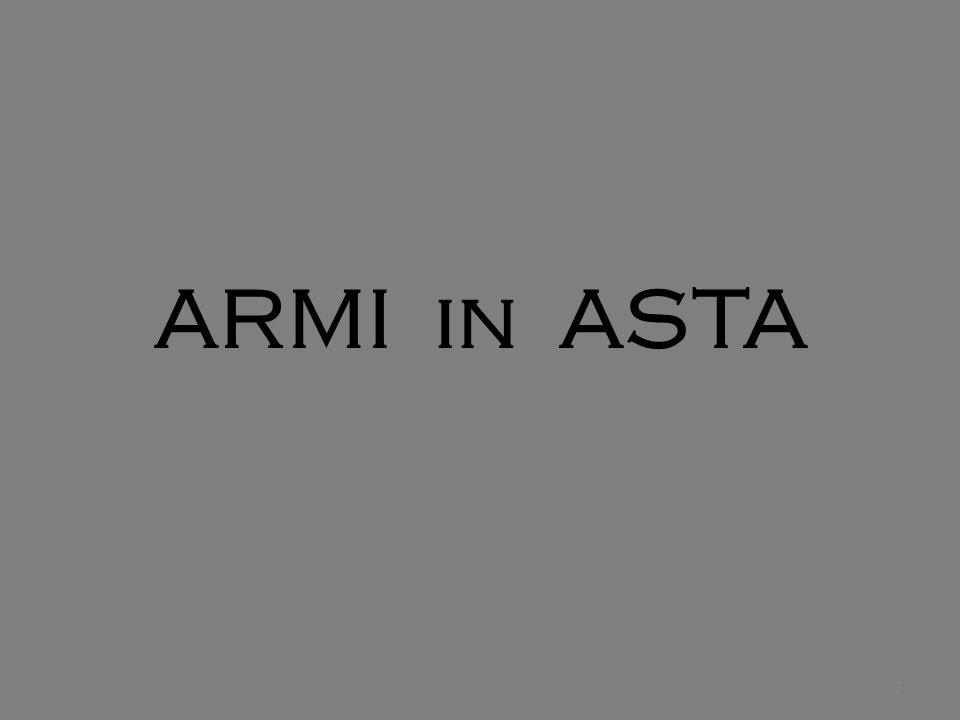 ARMI in ASTA 3